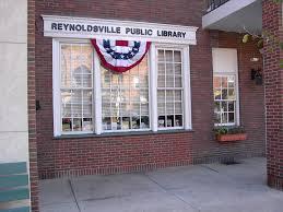 Reynoldsville Public Library link