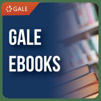 Gale Ebooks link